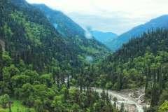 rain... mountains... valley... river...