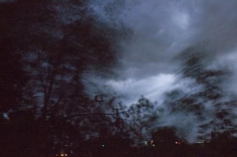 windy night